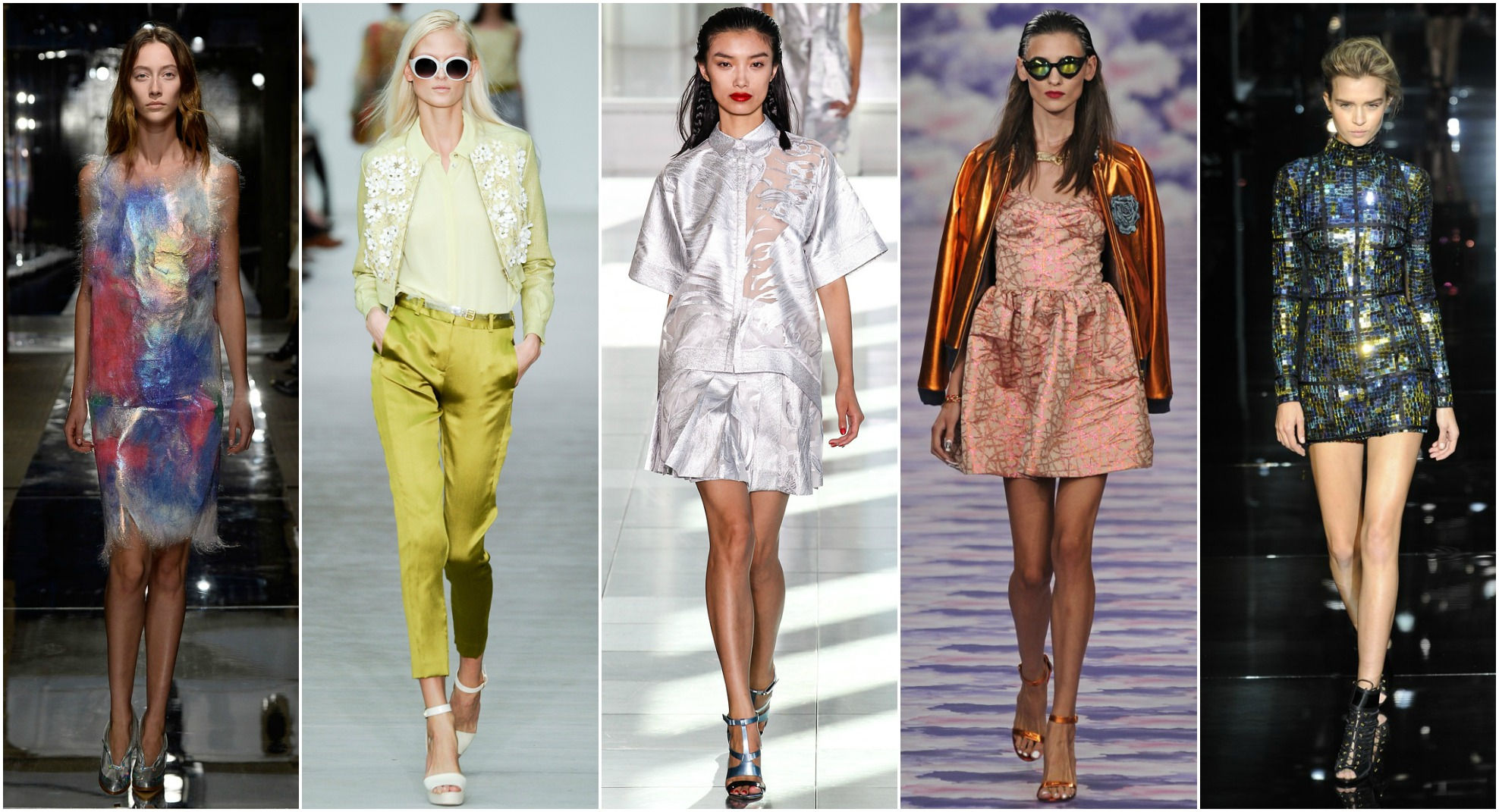 Future fashion trends 2014 - Thursday March 27 2014